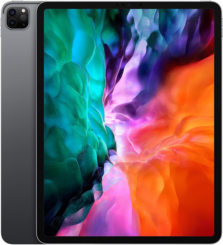 """[Prime] Tablette 12.9"""" Apple iPad Pro 2020 (4ème génération) - 128 Go"""