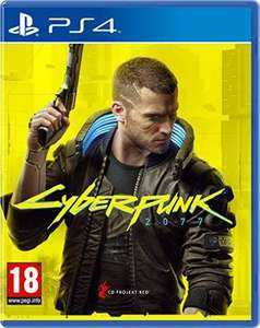 [Prime] Cyberpunk 2077 Edition Day One sur PS4