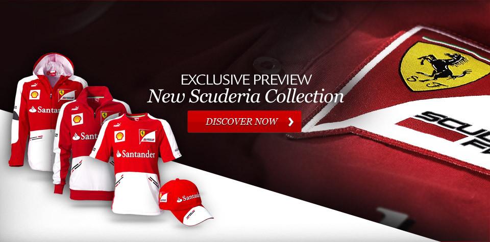 20% de réduction sur tous les produits Ferrari + livraison gratuite