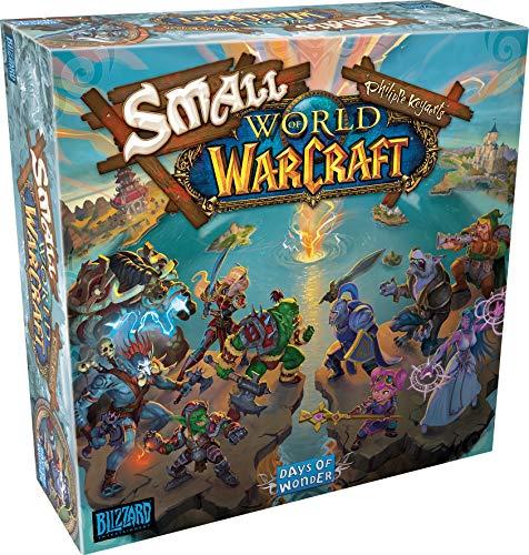 [Prime] Jeu de stratégie Asmodee Smallworld : World of Warcraft