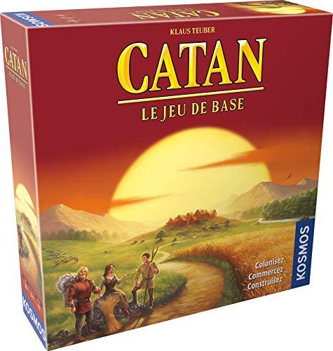 [Prime] Jeu de société Catan, Le Jeu de Base - 3/4 joueurs