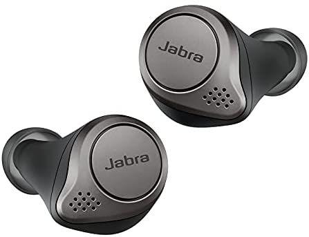 Écouteurs sans fil Jabra Elite 75t - Bluetooth avec réduction de bruit active