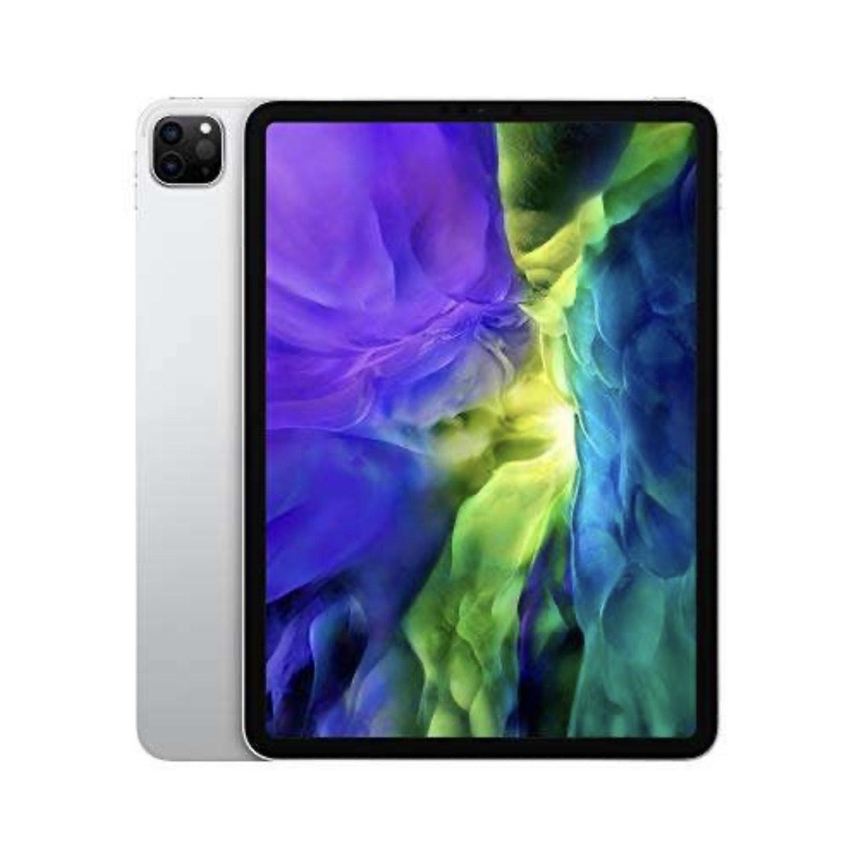 """[Prime] Tablette 11"""" Apple iPad Pro 2020 (2ème génération) - 128 Go"""
