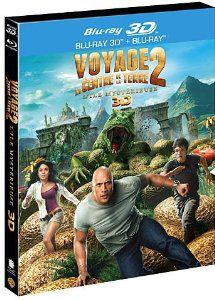 Voyage au centre de la terre 2 [Blu-ray 3D et 2D] (ou 5,09€ avec l'offre 50€ de réduction pour 100€ d'achat)