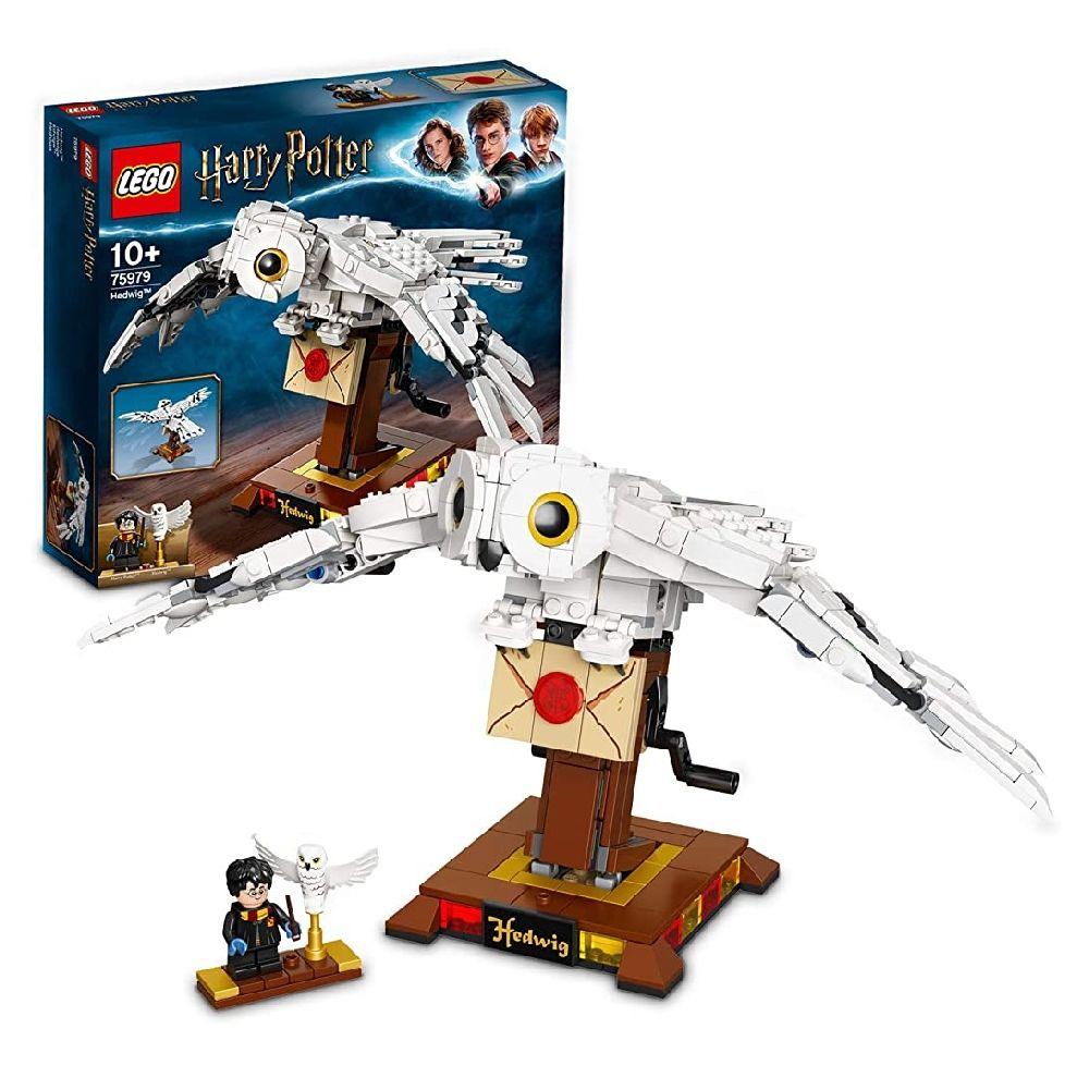 Jeu de construction Lego Harry Potter Hedwige n°75979