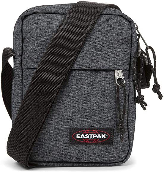 [Prime] Sac bandoulière Eastpak The One - 21 cm, 2.5 L, Noir (Black)
