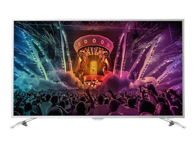 "TV LED Philips 49"" 49PUS6501 (Avril 2016) - 4K, UHD + 38,45€ en Superpoints"
