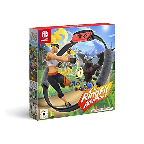 [Prime ES] Jeu Ring Fit Adventure sur Nintendo Switch