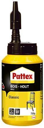 [Prime] Colle à bois D2 Pattex - 750g