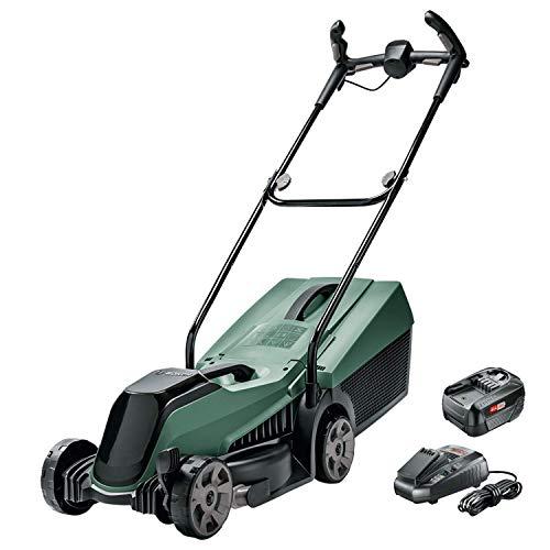 [Prime] Tondeuse sans Fil Bosch Home and Garden Citymover 18 (1 Batterie 18v-4ah et Chargeur)