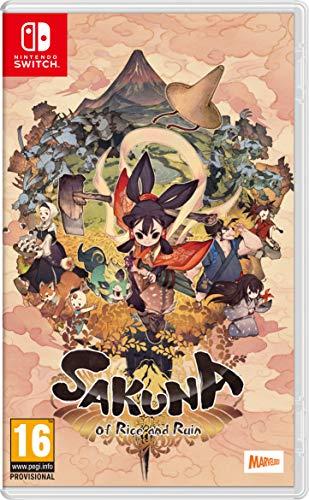 [Prime] Jeu Sakuna of the rice and ruin sur Nintendo Switch