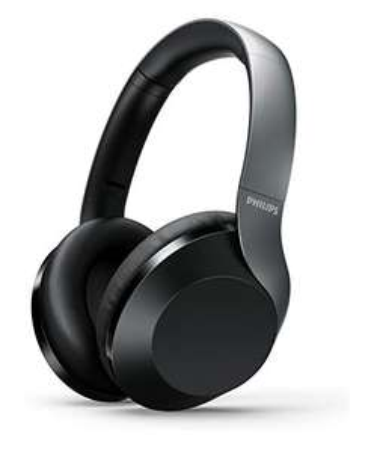 [Prime] Casque sans fil Philips Audio on Ear PH805BK/00 - Bluetooth, Active Noise Cancelling, Audio Hi-Res