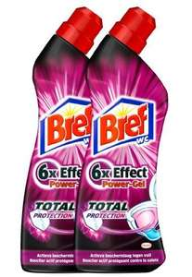 2 gels WC Bref 6 en 1 (via Shopmium)