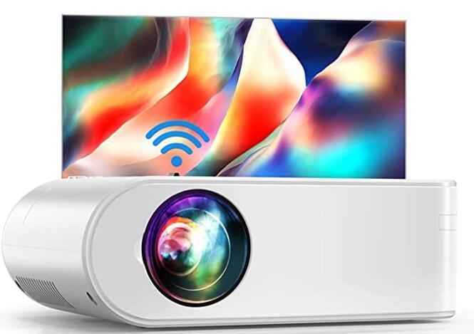 [Prime] Vidéoprojecteur Yaber WiFi - 720P - 6000 Lumens (Via Coupon - Vendeur Tiers)