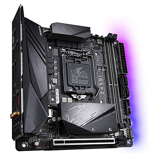 [Prime] Carte mère Gigabyte Z490i Aorus Ultra, Mini ITX, Socket 1200, WIFI 6