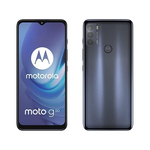 """[Prime] Smartphone 6.5"""" Motorola G50 - 5G, 90Hz, 4 Go Ram, 64 Go ROM (via ODR 50€)"""
