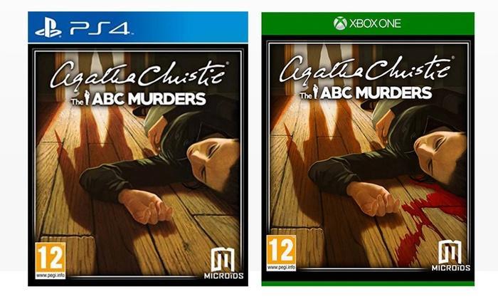 Agatha Christie: The ABC Murders sur PS4/Xbox One