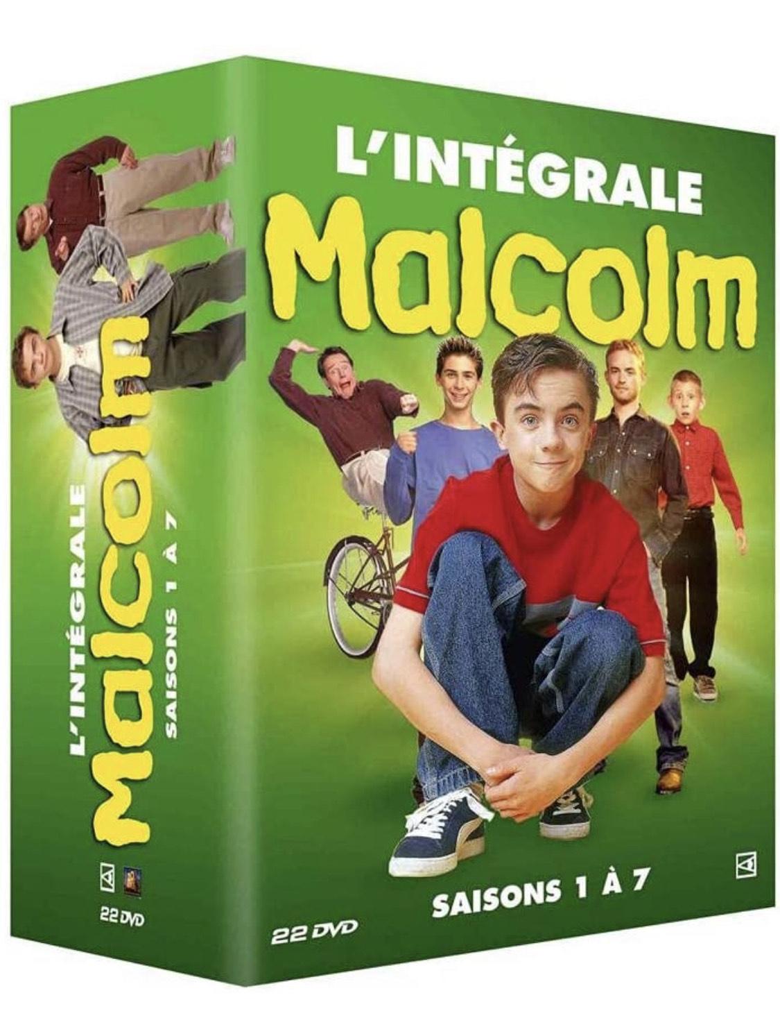 [Prime] Coffret DVD : Malcolm l'intégrale 7 saisons