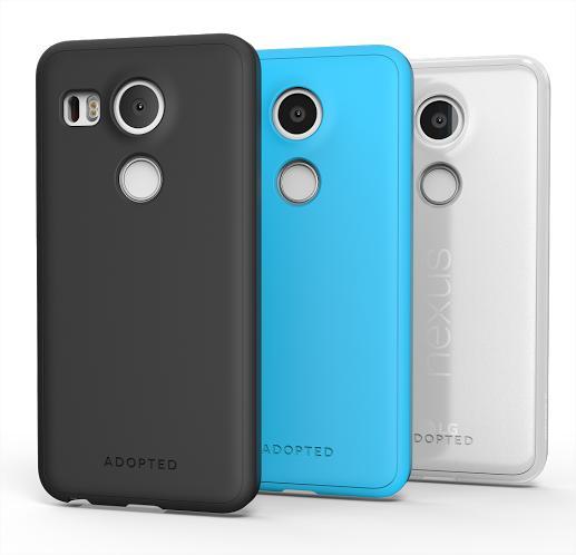 50% de réduction sur les coques pour Nexus 5X - Ex : Coque Speck à 20€, Adopted Case