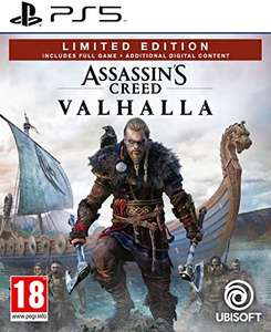 [Prime IT] Assassin's Creed Valhalla Limited Edition sur PS5