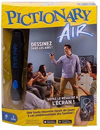 [Prime] Jeu de société Mattel Games Pictionary Air