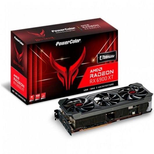 Carte Graphique PowerColor Red Devil AMD Radeon RX 6900 XT Ultimate 16Go GDDR6