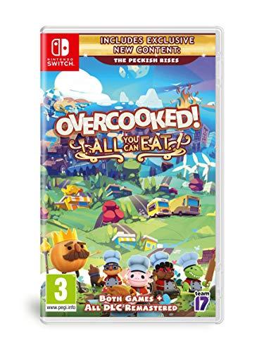 [Prime] Sélection de jeux Nintendo Switch en promotion - Ex: Overcooked! All You Can Eat