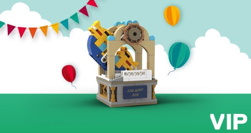 Set Swing Ship Ride (5006746) offert aux membres du programme VIP dès 85 € d'achat