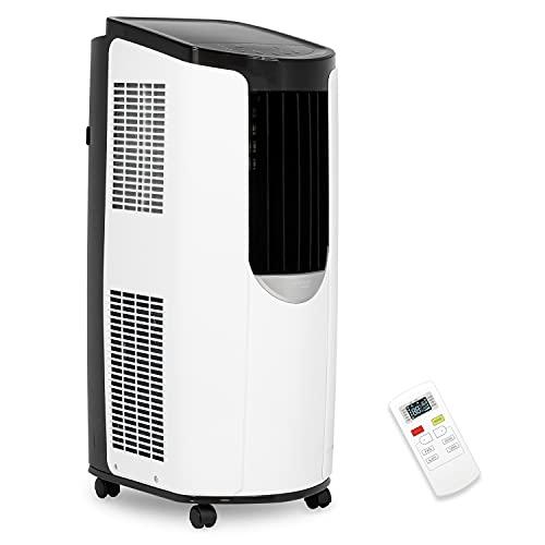 [Prime] Climatiseur mobile Iris Ohyama - 3 modes de ventilation, fonction sleep et auto-nettoyage