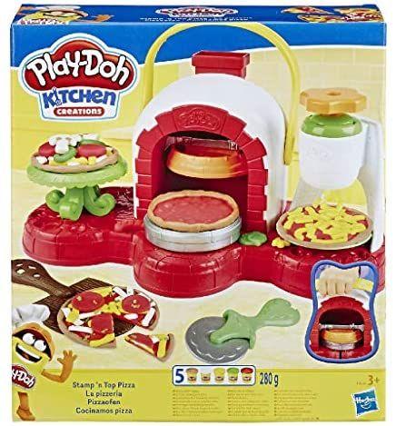 [Prime] Pate à modeler Play doh la pizzeria