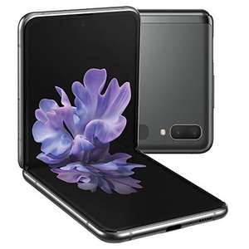 [Prime] Smartphone pliable 6.7' Samsung Galaxy Z Flip - 5G, 256 Go, Gris