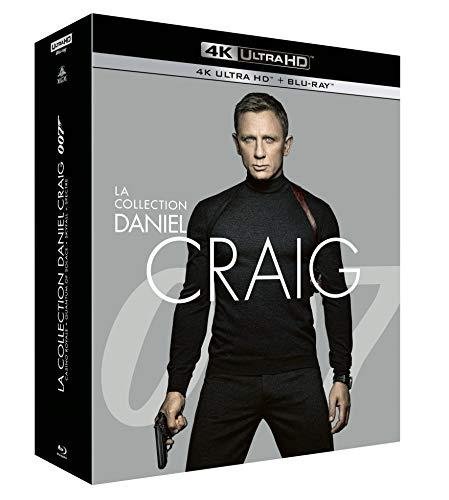 [Prime] Blu-ray 4K James Bond 007 : La Collection Daniel Craig