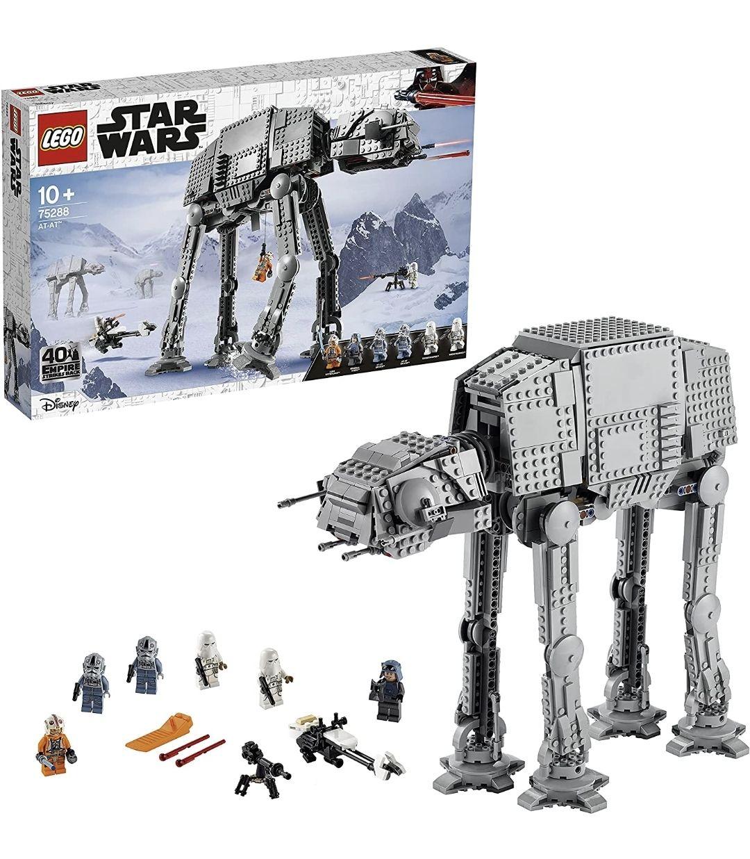 [Prime] Jeu de construction Lego Star Wars (75288) - AT-AT