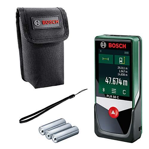 [Prime] Télémètre Laser Connecté Bosch PLR 50 C - 50M