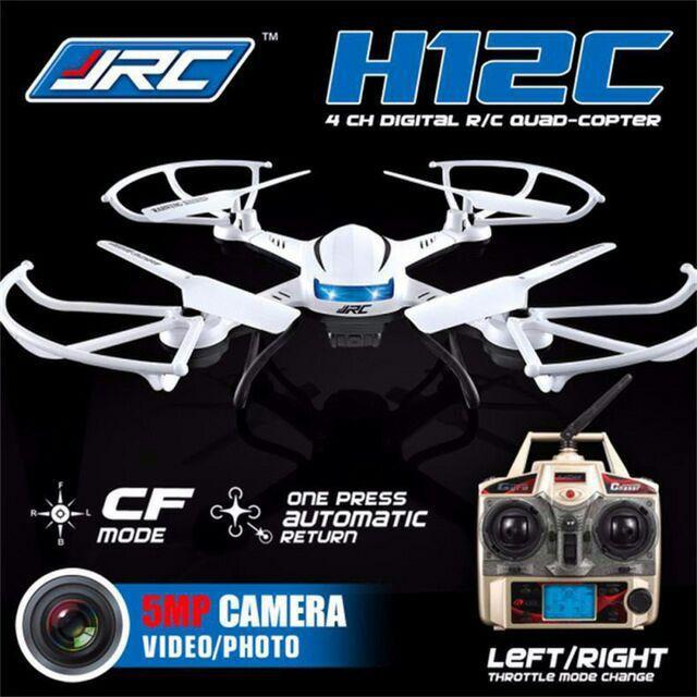 Drone Quadcoptère jjrc h12c - Mode headless, retour auto, 2.4Ghz, Cam 2Mpix