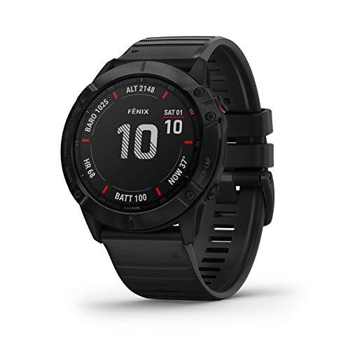 [Prime] Montre connectée Garmin Fenix 6X Pro - GPS, 51mm