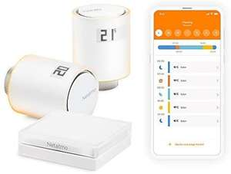 [Prime] Kit de démarrage thermostat connecté Netatmo