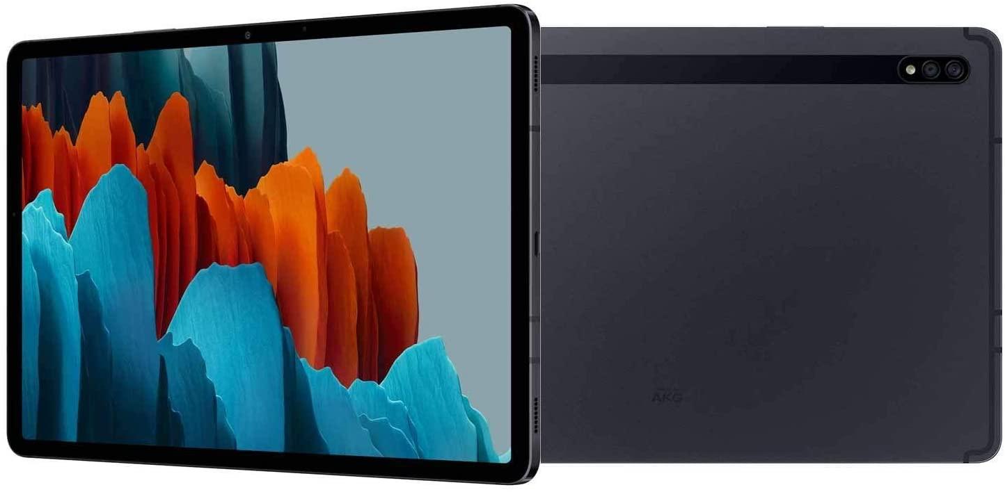 "[Prime] Tablette 11"" Samsung Galaxy Tab S7 - 128 Go, Wifi, Noir"