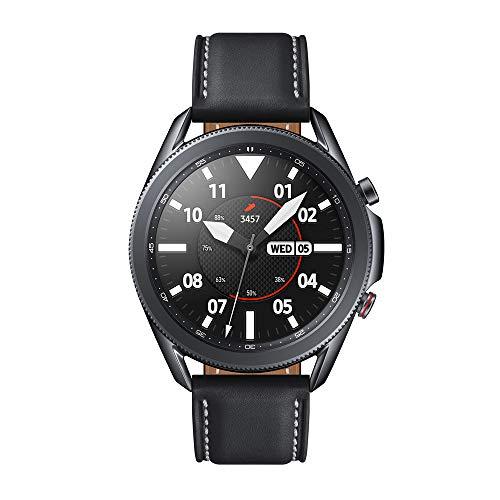 [Prime ES] Montre connectée Samsung Galaxy Watch 3 - 45 mm, 4G LTE, Noir mystique
