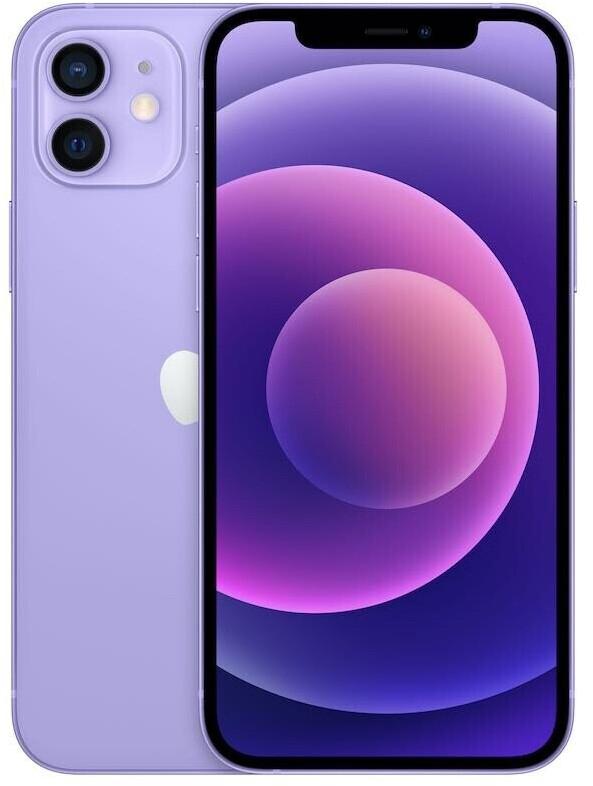 "[Prime] Smartphone 6.1"" Apple iPhone 12 - full HD+ Retina, A14, 4 Go de RAM, 64 Go, différents coloris"
