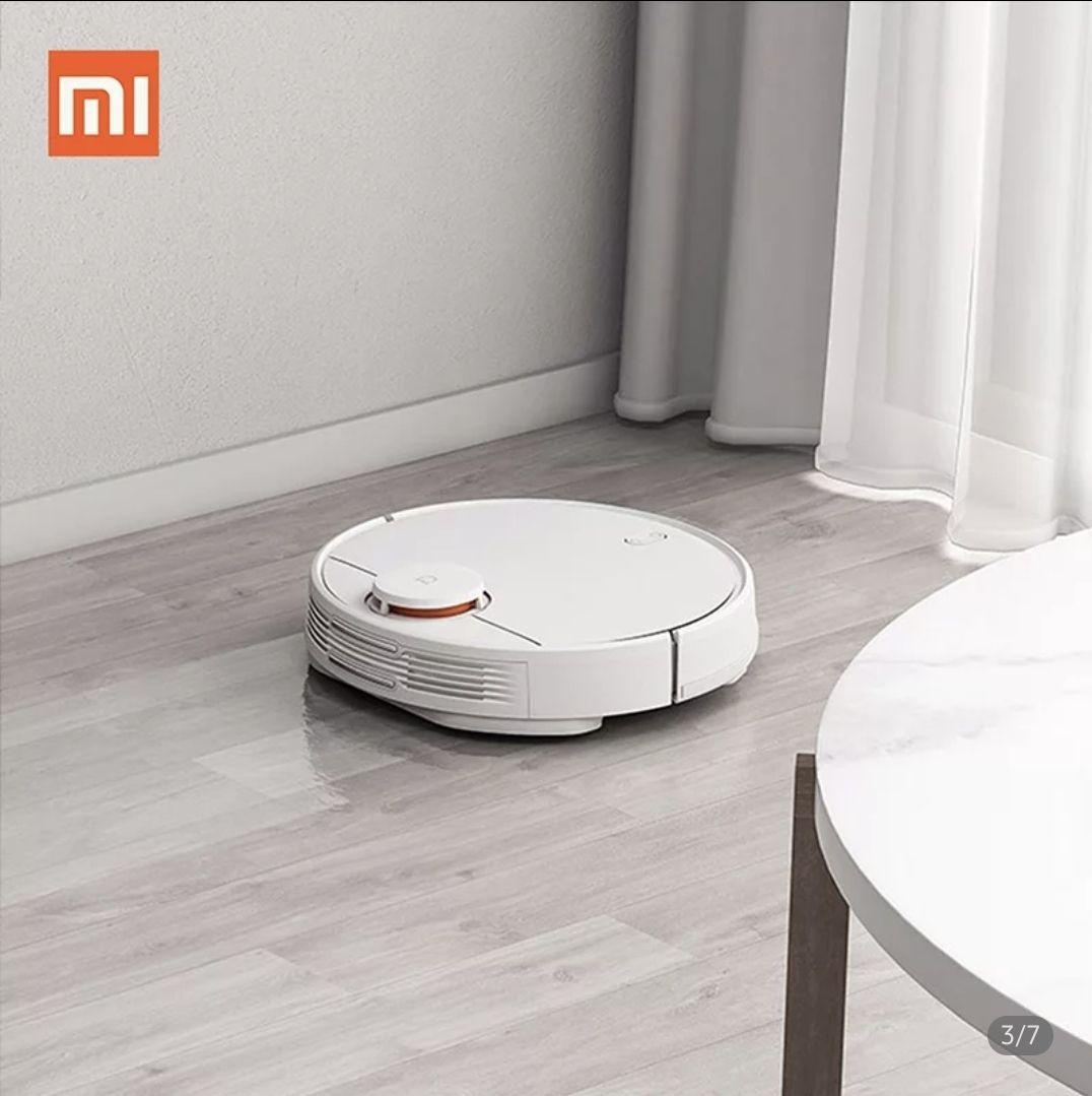 Aspirateur robot xiaomi Mi robot Mop P STYJ02YM (176,28€ via Code FRJUNE15 - Entrepôt Espagne)