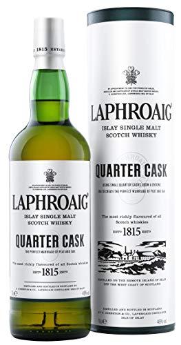 [Prime] Bouteille de whisky Laphroaig Quarter Cask Islay Single Malt - 70 cl