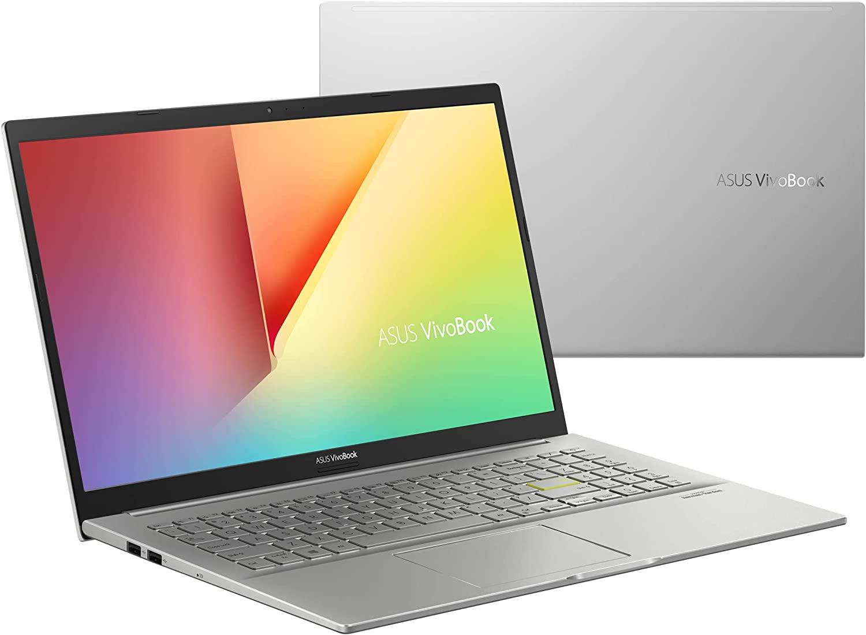 "[Prime] PC Portable 15.6"" Asus Vivobook S S533UA - Full HD, Ryzen 5 5500U, RAM 8 Go, 512 Go SSD NVMe, Windows 10"