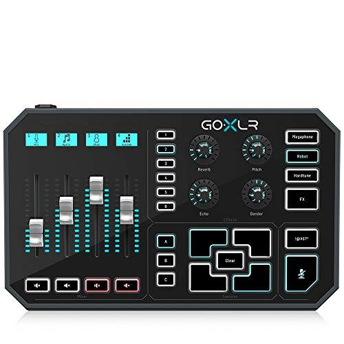Platine de Mixage TC Helicon Go XLR