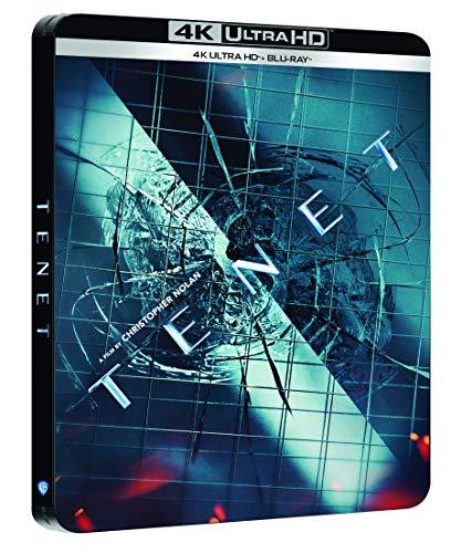Blu-ray 4K Tenet Edition Steelbook