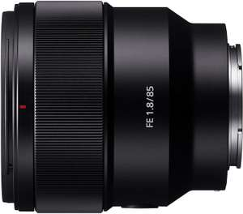 [Prime] Objectif Sony SEL-85F18 - 85 mm, Ouverture F1.8, Plein Format, Monture E Sony
