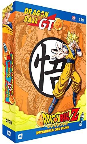 Dragon Ball & Dragon Ball Z : L'intégrale des Films - Partie 2