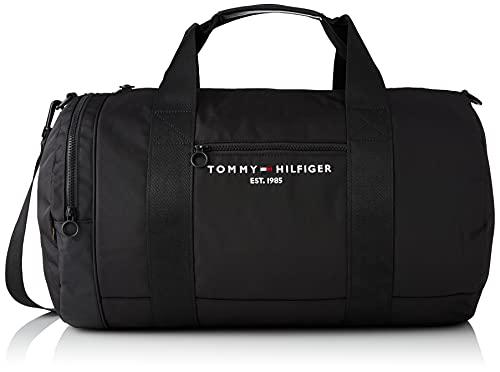 [Prime] Sac de sport Tommy Hilfiger TH Established - taille M, noir