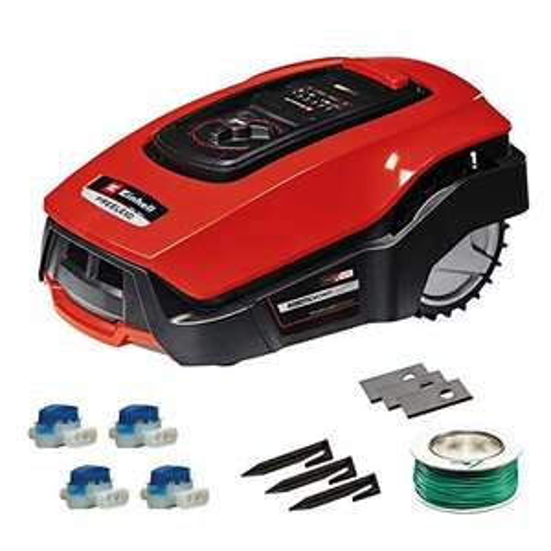 [Prime] Robot tondeuse Einhell Freelexo 500 BT Power X-Change - 18 V, batterie 2.5 Ah