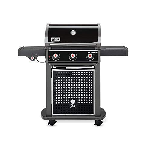 [Prime] Barbecue à gaz Weber Spirit E-320 Classic - Noir